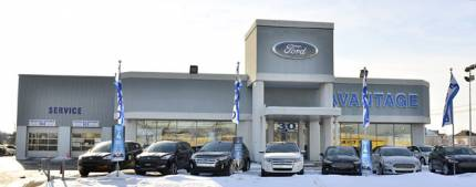 Concessionaire Ford