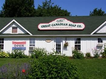The Great Canadian Soap Co. magasin